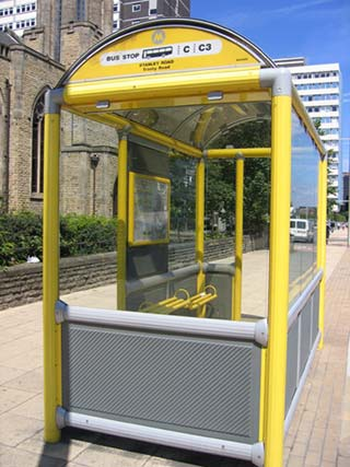 i dgo bus stops and shelters
